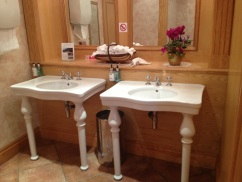 Gibbon bridge bathrooms