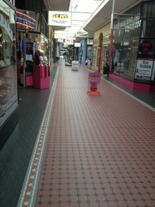 their idea of a 'Mall'