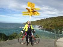 Lands end NZ