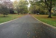 Feldwick Gates entrance: Queens Park