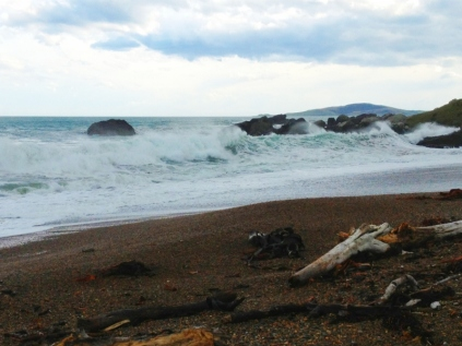 Remote beaches