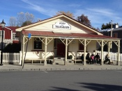 Arrowtown Post shop