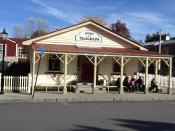 Arrowtown Post shop