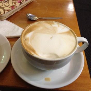 cycling club coffees!