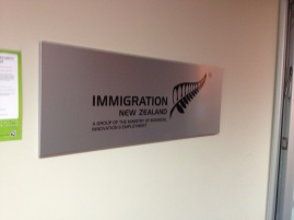 Dunedin immigration office