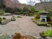 Japanese Garden, Queens Park