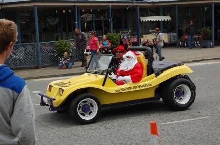 Te Anau Santa parade