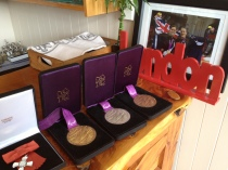 London medals
