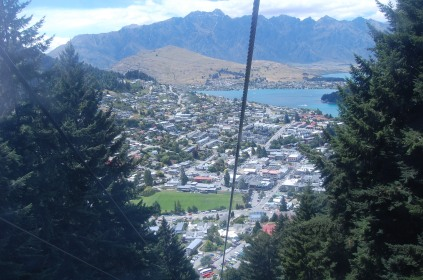 Gondola view 1/2 way