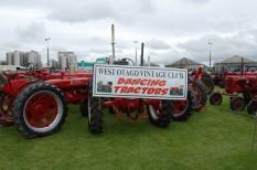 dancing tractors?!