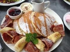 pancake mountain!