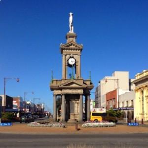 sunny main street on Friday!