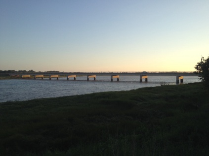 Shard bridge