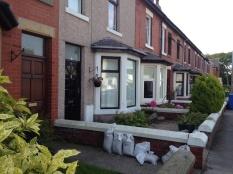 UK terraced houses!