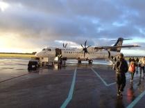 plane in Invercargill