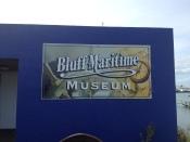 Bluff Maritime museum
