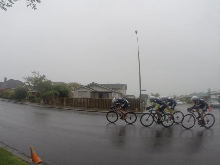 Tour of Southland prologue 2014
