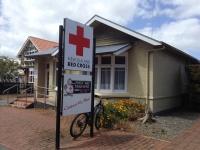 Red Cross training centre