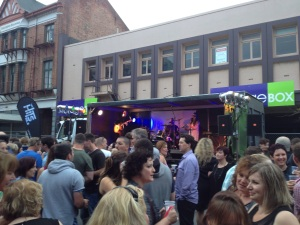 Kiln Street party