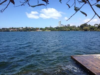 Lake takepuna
