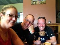 Five Rivers coffee stop