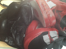 new boxing gloves for group classes