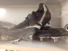 My boots were like this!