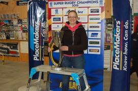 mel trophy