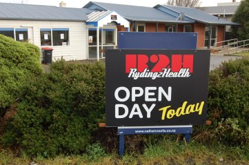 R2H Open day