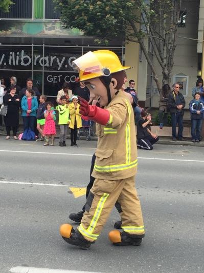 2015 Invercargill Christmas parade