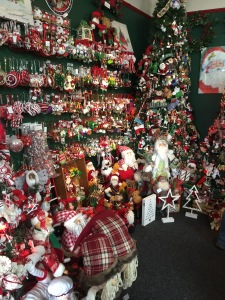 Wallacetown Christmas Magic shop