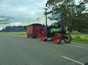 Typical Southland transport!