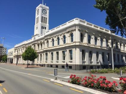 Timaru court house