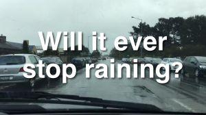 raining raining raining!