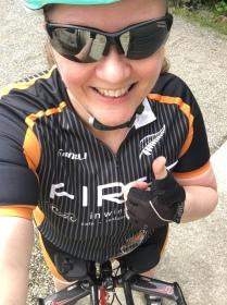 last bike ride pre op