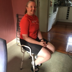 Feet under a chair yay!