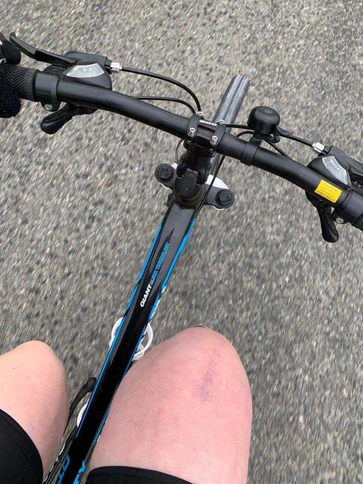 cycling on zwift